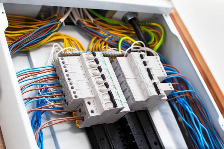 commercial electrical refurbishment
