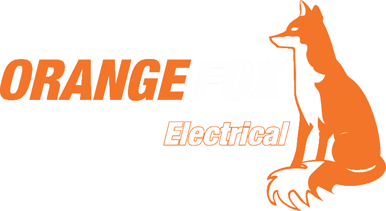 Orange Fox Electrical Logo